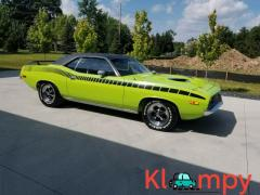 1974 Plymouth Barracuda CUDA Original 360 4 speed