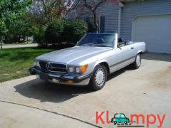 1988 Mercedes-Benz 560 SL 500-Series 35k Miles