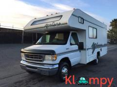 1997 Fleetwood Montara Tioga Model B 22 Feet