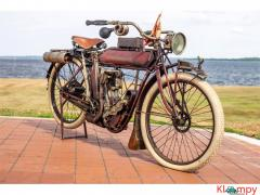 1911 Indian 4 HP Single