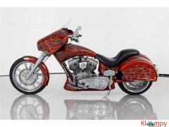 2010 Big Dog Motorcycle