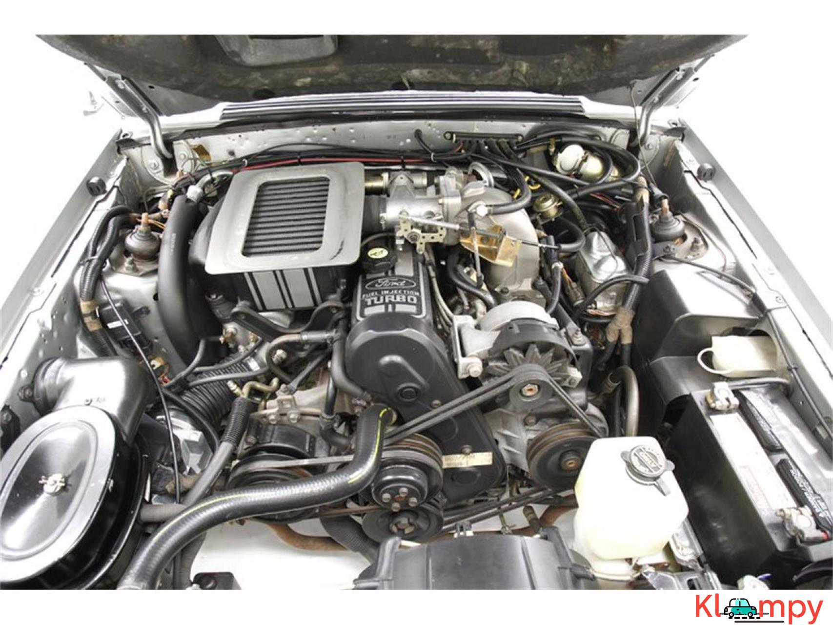 Ford Mustang 2.3 Engine