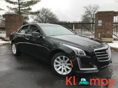 2016 Cadillac CTS Performance Sedan 4-Door 2.0L 1998CC
