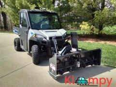 2013 Polaris Brutus HD PTO Stored Indoors