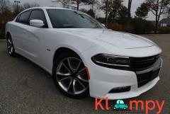 2016 Dodge Charger RT Sedan 4-Door 5.7L