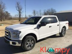2015 Ford F-150 XLT 4-Door SuperCrew Cab Pickup