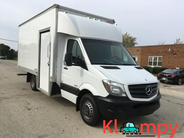 2015 Mercedes-Benz Perfect Condition Sprinter 3500 6 Cylinders - 1/12