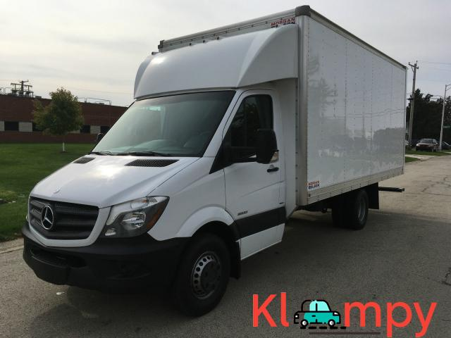 2015 Mercedes-Benz Perfect Condition Sprinter 3500 6 Cylinders - 2/12