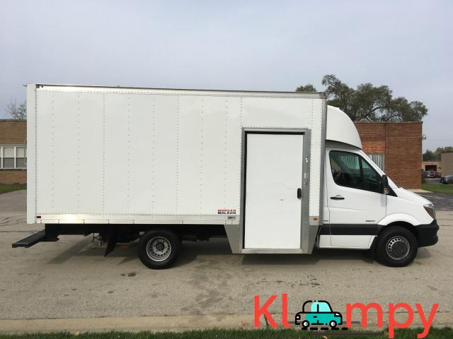 2015 Mercedes-Benz Perfect Condition Sprinter 3500 6 Cylinders - 3/12