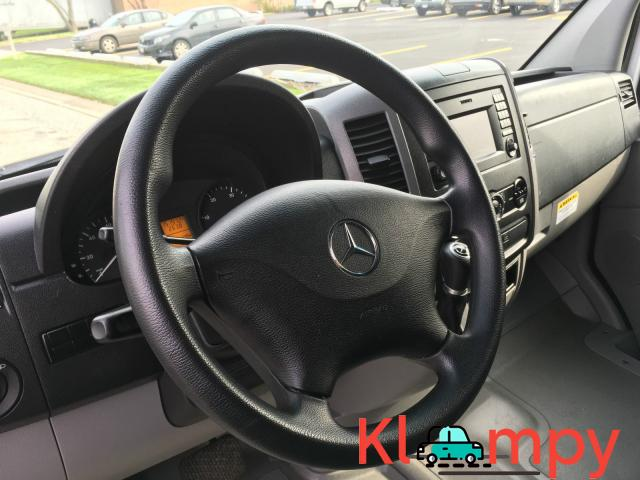 2015 Mercedes-Benz Perfect Condition Sprinter 3500 6 Cylinders - 8/12