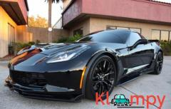 2015 Chevrolet Corvette SUPERCHARGED Z06 COUPE LT4