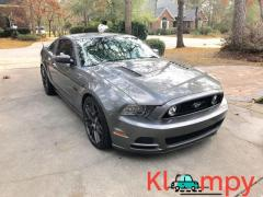 2013 Ford Mustang GT 5.0L V8 GT500 Rear Wing