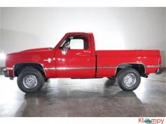 1987 Chevrolet C10 502 CID BBC HOOKER LONG TUBE