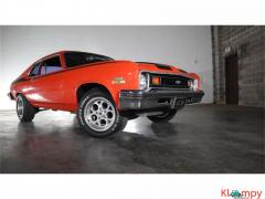 1974 Chevrolet Nova TURBO FIRE 350 AIRCAP