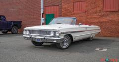 1964 Ford Galaxie 500XL 427 Convertible