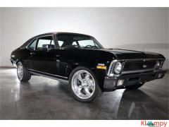 1972 Chevrolet Nova 396 DAVINCI 4 BARREL