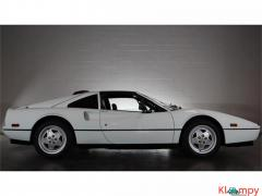 1988 Ferrari 328 3.2L V8 5 Speed Manual