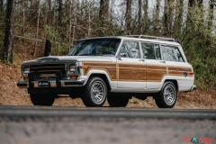 1990 Jeep Grand Wagoneer 360CI V8
