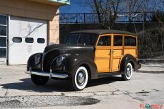 1938 Ford Woodie Wagon 221 V8