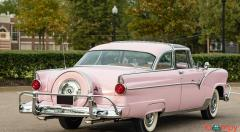 1955 Ford Crown Victoria 272CI Coupe Glass Roof
