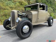 1929 Ford Model A Sport Coupe Hot Rod