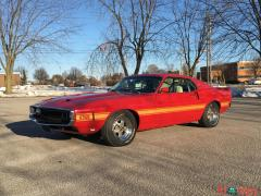 1969 Shelby Mustang GT500 Numbers-Matching 428