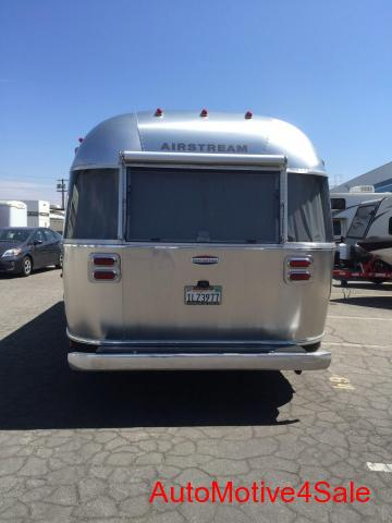 2013 Airstream International Serenity Air Conditioner  25 ft 3 Awnings - 3/8