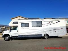 2007 Gulfstream Endura Duramax Diesel Super C RV 35 FT