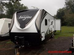 2017 GRAND DESIGN 3150 BH 36 FT OUTSIDE KITCHEN 7425 LB 36 Feet