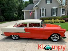 1955 Chevrolet Bel Air 210 Beige