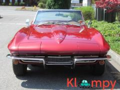 1967 Chevrolet Corvette Convertible Soft Top 4-speed