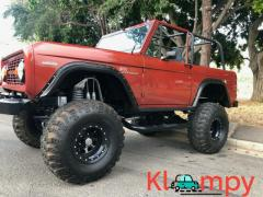 1969 Ford Bronco Hard Top Convertible
