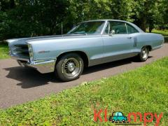 1966 Pontiac Catalina 4 SPD WITH A/C