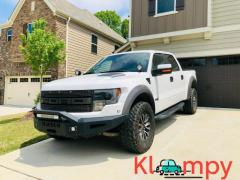 2014 Ford F-150 SVT Raptor SuperCrew
