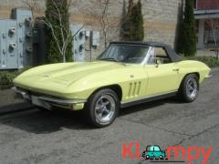 1966 Chevrolet Corvette Roadster matching # 327
