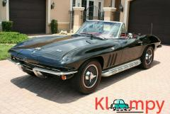 1966 Chevrolet Corvette Convertible 350HP