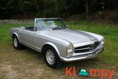 1965 Mercedes-Benz 230 SL Roadster