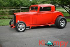 1932 Ford Coupe Street Rod 3-WINDOW