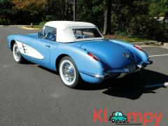 1960 Chevrolet Corvette 283 c.i./230 hp