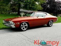 1968 Chevrolet Chevelle Beautiful SS 396