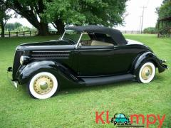 1936 Ford Roadster All new chrome