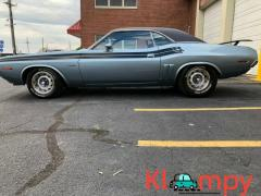 1971 Dodge Challenger 2 door R/T 426 Hemi