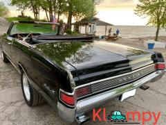 1965 Pontiac GTO Convertible 4 speed posi