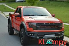 2011 Ford F-150 Raptor Roush Supercharged 590HP
