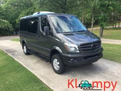 2017 Mercedes Benz Sprinter Van 4x4