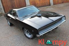 1968 Dodge Charger 440 4 SPEED DISC BRAKES