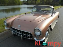 1956 Chevrolet Corvette Dual Quad 3-Speed