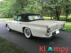 1957 Ford Thunderbird  3 TOPS