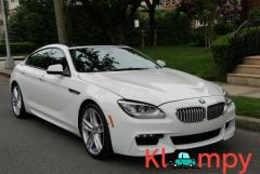 2014 BMW 6-Series 650i xDrive Gran Coupe AWD
