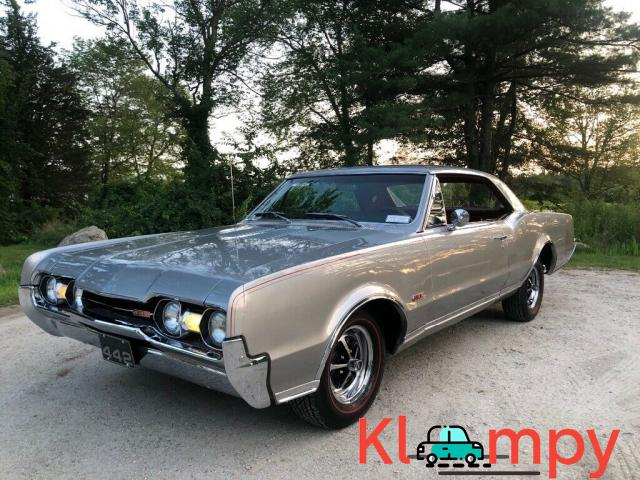 1967 Oldsmobile 442 Holiday Coupe - 7/12